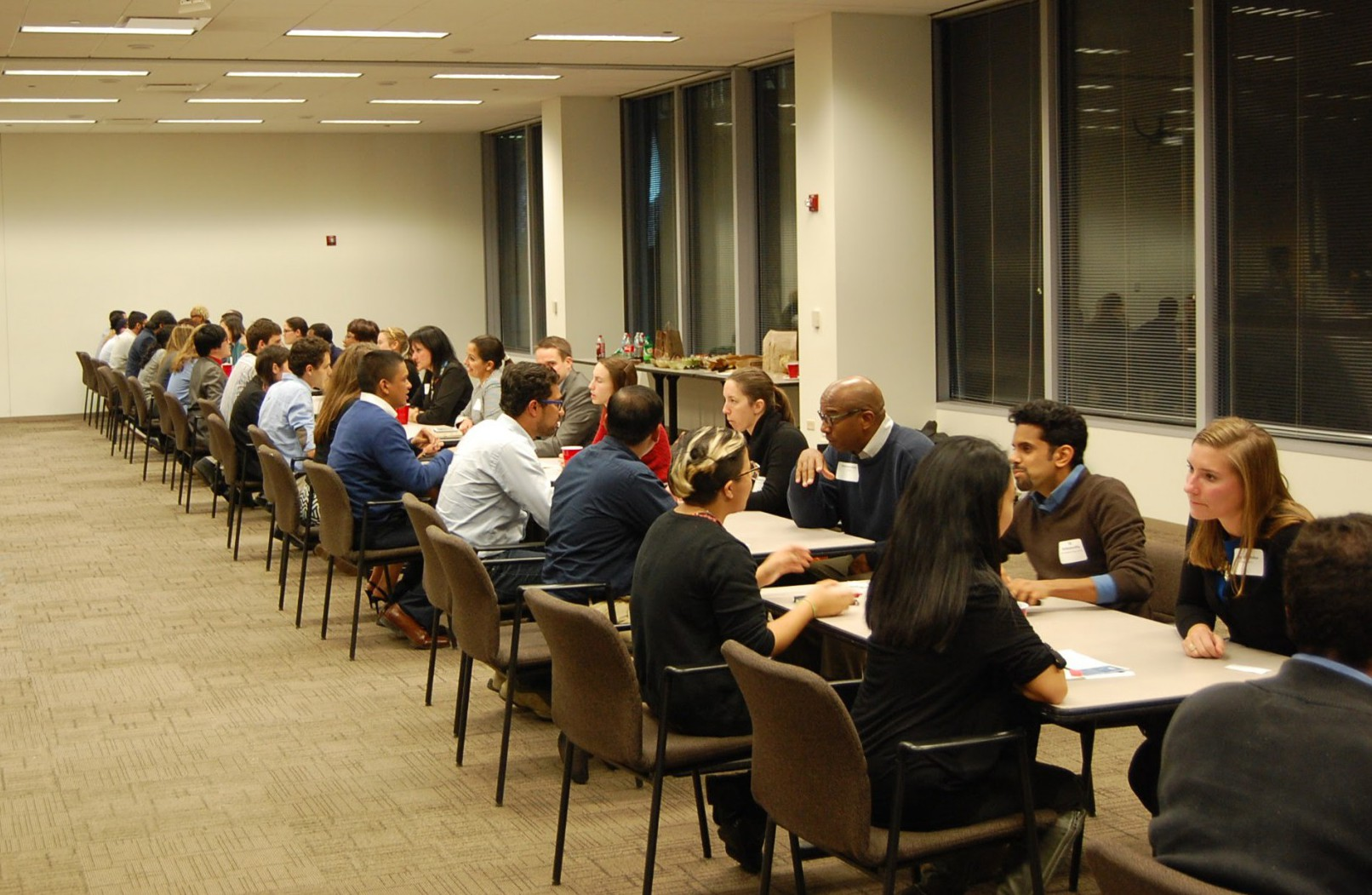 YPT Speed Networking