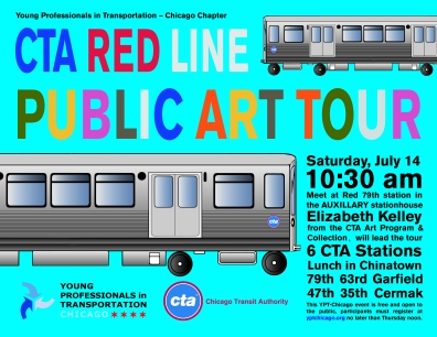 cta public art tour